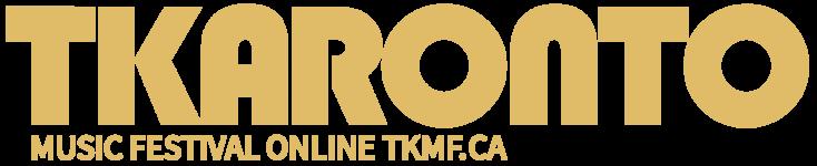 Tkaronto Music Festival Logo